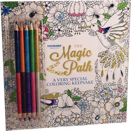 walmart coloring books magic path coloring book walmart