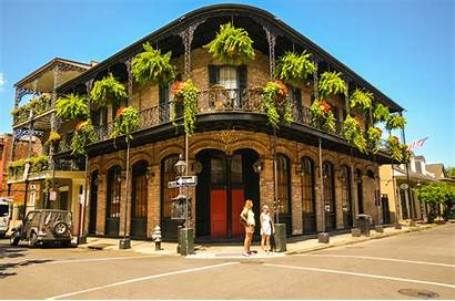 Orleans French Quarter Usa Fotocommunity Reiseblogger