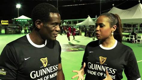 SportsMax Interview - Robbie Earle (2013 Guinness Street ...
