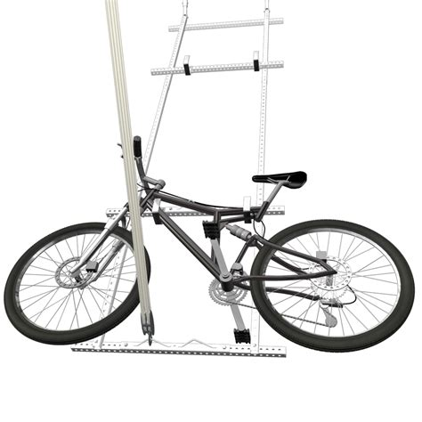 Ceiling Bike Rack Horizontal by Horizontal Single Bike Lift Strong Racks
