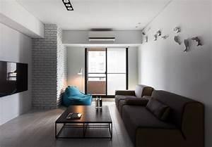 exigus idees appartement de decoration deco maison moderne With decoration petit appartement moderne