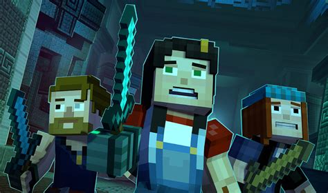 story mode season  launches today minecraft