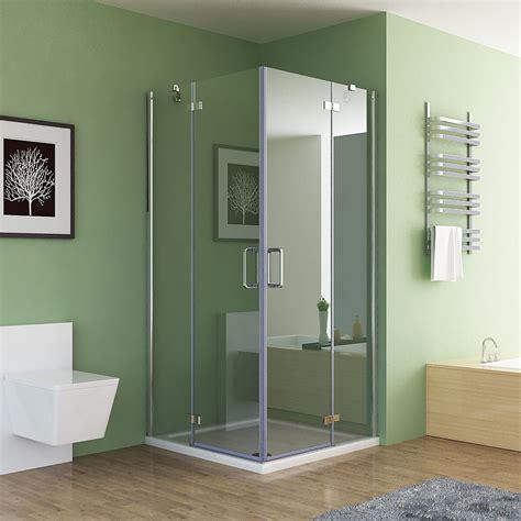 duschkabine glas eckeinstieg duschkabine eckeinstieg dusche faltt 252 r duschwand