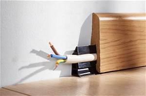 Baguette Pour Cable Electrique : plinthe pour cable electrique cables pti inc lectrique ~ Premium-room.com Idées de Décoration