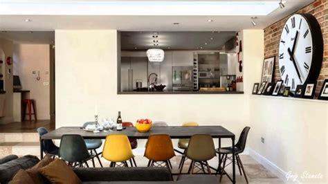 Gegenwärtiges Design Trifft Bunte Esszimmerstühle
