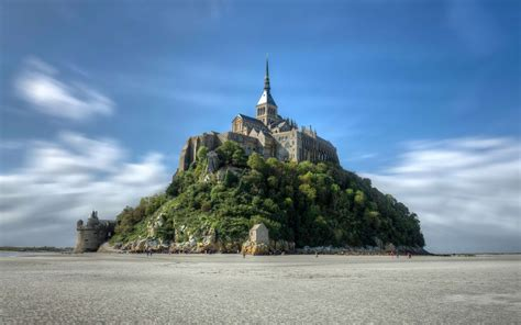 mont michel normandie mont michel normandy wallpaper 19180