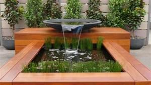 les 25 meilleures idees de la categorie bassin aquatique With ordinary fontaine exterieure de jardin moderne 3 mon jardin aquatique