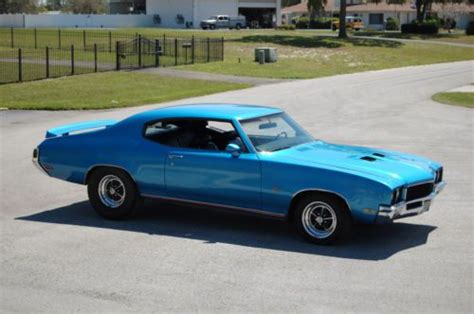 find used 1972 buick gs 455 stage 1 in new port richey florida united states
