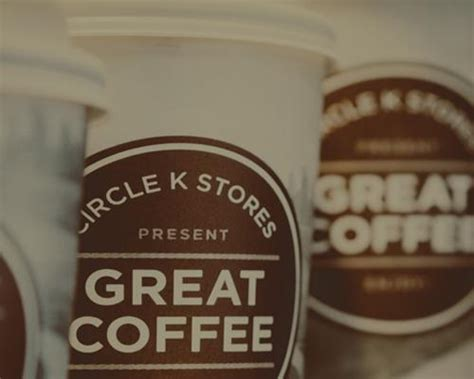Simply great coffee, cheap, available 24/7 (other than when they're cleaning them of course). Merchandising Moves Proving Positive for Couche-Tard's Circle K Stores | Convenience Store News