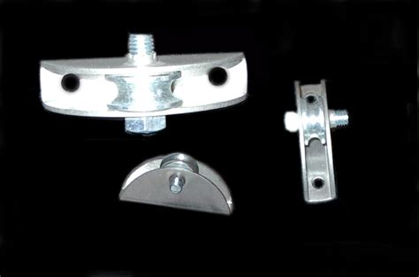 umlenkrolle zum anschrauben umlenkrolle verzinkt f 252 r schwenkgrill edelstahlgrill de