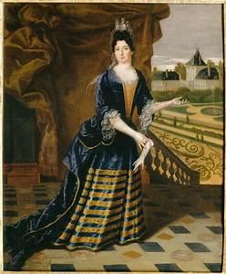1695 Anne De Souvr U00e9  Marquise De Louvois  1646