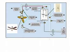 Wiring Ceiling Fan