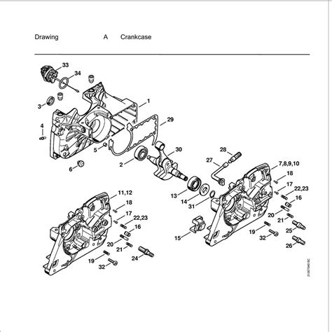Best Stihl Parts Diagram Ideas And Images On Bing Find What You