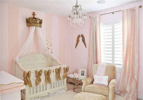 baby nursery decor or light pink royal baby boy