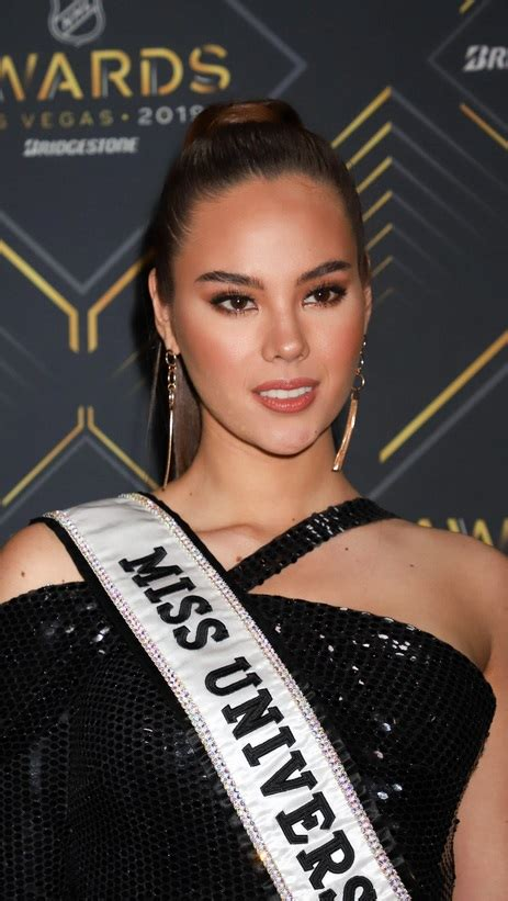 Catriona Gray - Ethnicity of Celebs | What Nationality ...