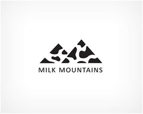 simple  awesome mountain inspired logo designs