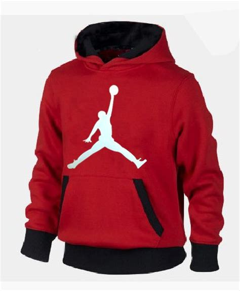 Jordan Hoodies Long Sleeved In 436429 For Men $39.00 ...