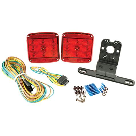 grote submersible led trailer lights grote industries submersible led trailer lighting kit