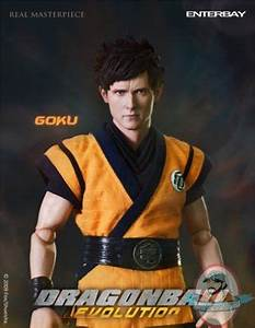 Dragonball: Evolution Goku 1/6 Scale Collectible Figure by ...