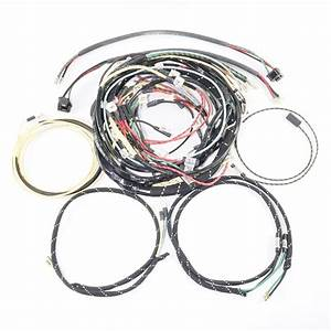 Ford Truck V8 1948-1950 Complete Wire Harness