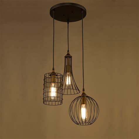 Chandelier Style Ceiling Lights by Y L Modern Style Simple 3 Light Chandelier Ceiling