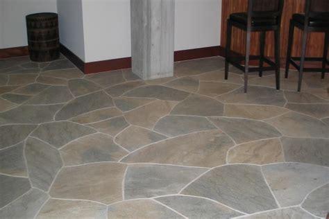 Interior Natural Flagstone Ideas  Grand River Stone Ltd