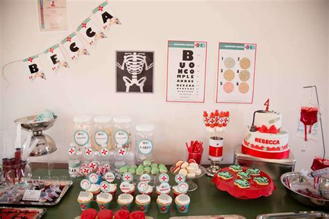 doctor party birthday party ideas photo    catch