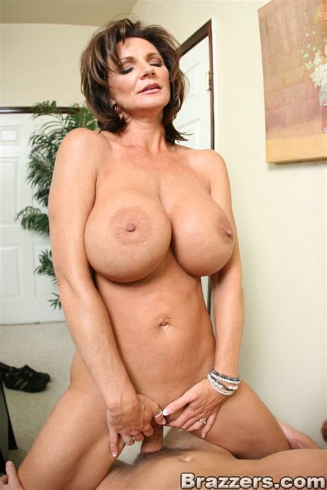 Busty Mom Deauxma Got Her Both Holes Fucked By A Large