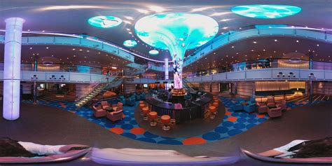 Carnival Dream Cruise Ship Virtual Tour | Fitbudha.com