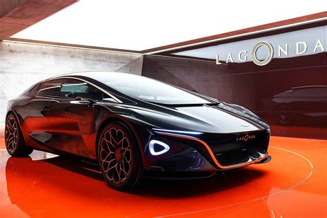 Aston Martin Lagonda Vision Concept Rips Up The Luxury Car