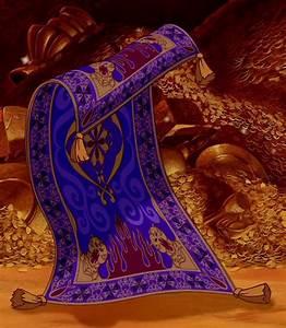 Disney Fan Theory About the Origin of Aladdin's Magic ...