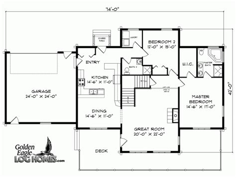 small log homes floor plans small cabin floor plans view source more log cabin ii