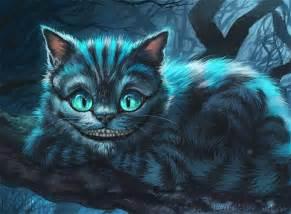 in cheshire cat cheshire cat