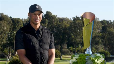 Tiger Woods Speaks Out For First Time Since Car Accident