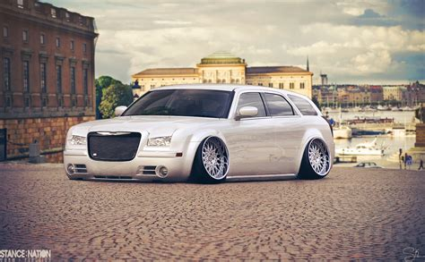 Chrysler 300c Wagon by Stanced Chrysler 300c Wagon By Sk1zzo On Deviantart