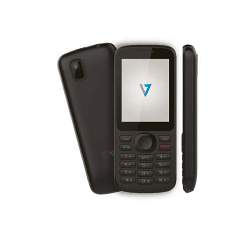 3g Mobile by Fp041 3g Mobile Phone Black Big W