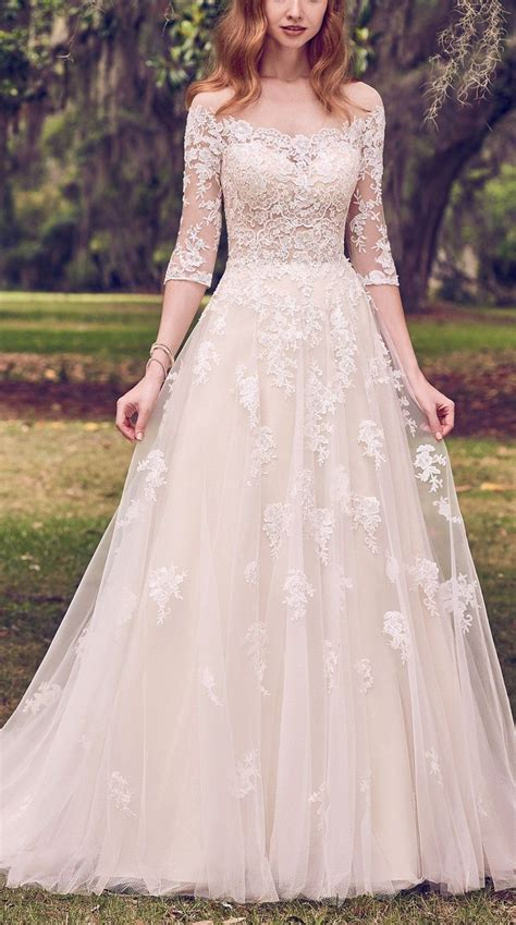 Best Wedding Dresses For A Rustic Wedding Roupas