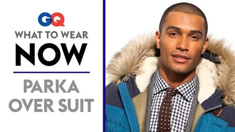 How Wear Parka What Now Style Guide