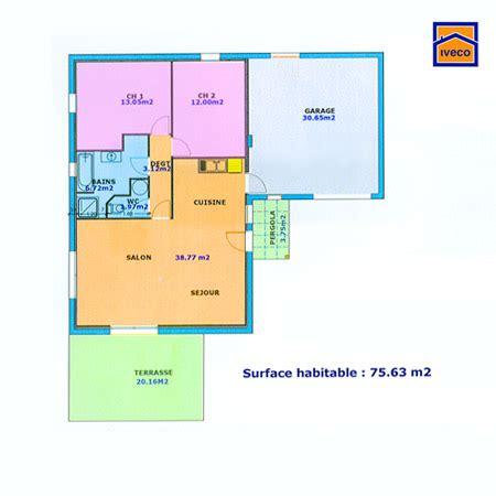 maison 2 chambres construire une maison pour votre famille plans maisons