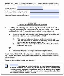 free printable living will template - free idaho medical power of attorney form pdf template
