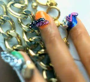 Nail Art: The Beauty of 3D Nail Art