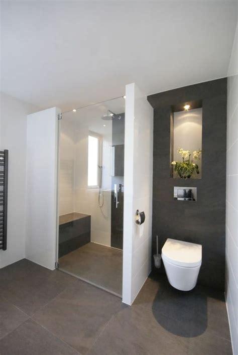 salle de bain moderne gris la salle de bain avec italienne 53 photos