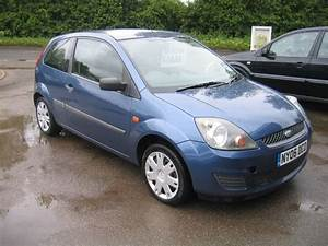 2006 Ford Fiesta 1 25 Style 3 Door Hatchback  Low Tax And