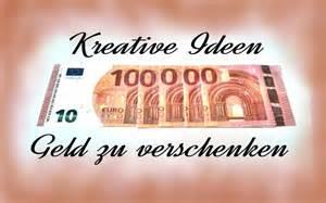 geld hochzeitsgeschenke kreative ideen geld zu verschenken