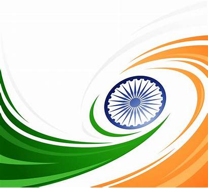 Flag Indian Transparent India Clipart Ribbon Independence