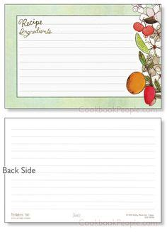 cr gibson recipe card template free editable recipe card templates for microsoft word