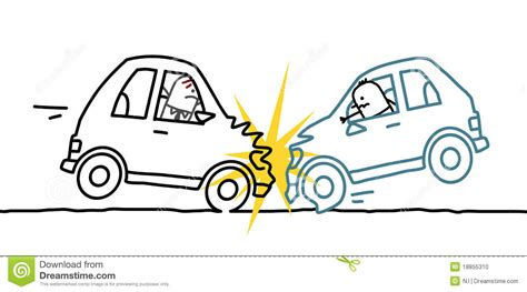 cartoon car crash car wreck clipart cliparthut free clipart