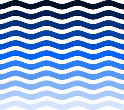 Waves Water Vector Wave Clip Simple Clipart