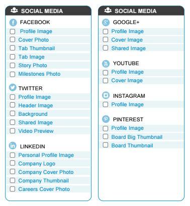 easy   graphic design project checklist  websites