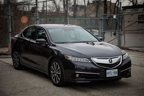 review  acura tlx  elite sh awd canadian auto review